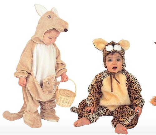 Especia carnaval: Disfraces calentitos para bebés y niños pequeños ...