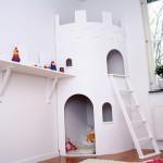 El castillo de los Reyes de la casa