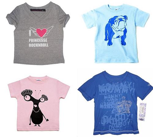 3505007999 7534c2e97a Camisetas para niños, ¡¡están de moda!!