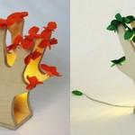 """Diseños """"eco"""" inspirados en la naturaleza"""