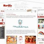 Nueva web: Kireei, cosas bellas