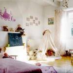 Ambientes que inspiran: Habitación púrpura