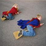 Fotografiando sueños de la infancia