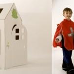 Juguetes de cartón reciclado, solo ventajas