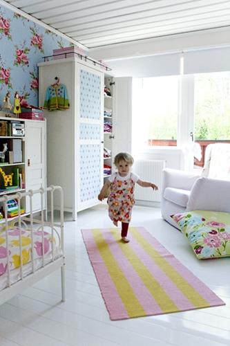 Ambientes que inspiran decoraci n infantil con encanto - Dormitorios infantiles con encanto ...