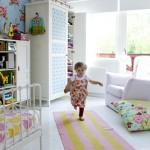 Ambientes que inspiran: decoración infantil con encanto
