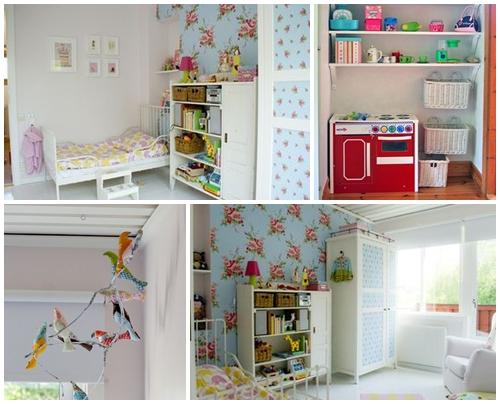 Ambientes que inspiran decoraci n infantil con encanto - Blog decoracion infantil ...