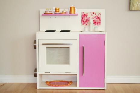 Diy nuevo hack de ikea una bonita cocina infantil - Ikea cocina infantil ...