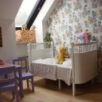 Ambientes que inspiran: decorar con papel pintado