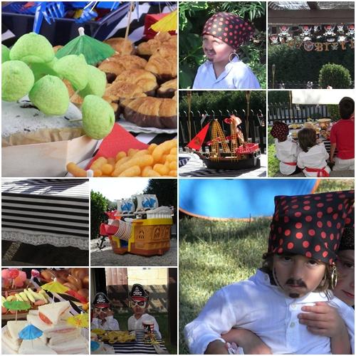 cumple Una bonita fiesta pirata con muchas ideas y poca inversión ¡al abordaje!