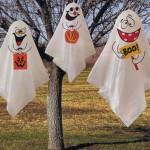 Crea un escenario Halloween