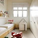 Ambientes que inspiran: una habitación alargada