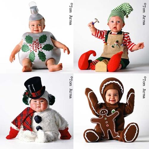 Disfraces de Navidad para niños | DecoPeques -Decoración infantil ...