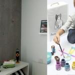Cajas mágicas de Luz para pintar y decorar