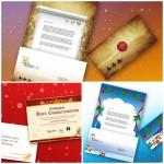 La Carta personalizada de Papa Noel y Los Reyes Magos