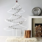 Sencilla decoración navideña de David Stark