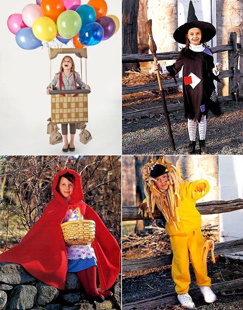 disfraces caseros Disfraces caseros para niños y niñas