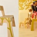 "Nuevos muebles infantiles de Kidsonroof ""Volume Zero"""