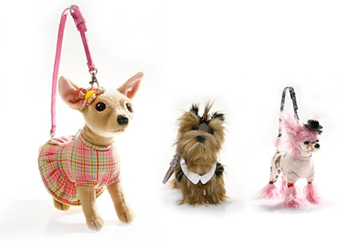 fuzzy nation Bolsos perrito de Fuzzy Nation