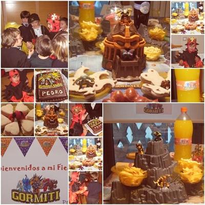 gormiti Fiestas infantiles y cumpleaños en casa