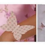 Mariposas para habitaciones de niñas