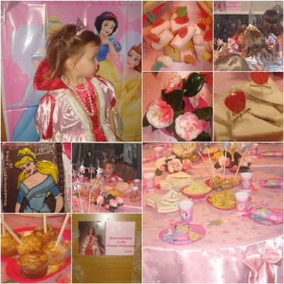 Fiestas infantiles y cumplea os en casa decopeques - Cumpleanos infantil en casa ...