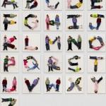 Un abecedario con mucha vida