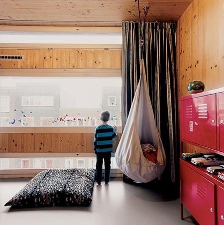 Ambientes que inspiran habitaci n infantil n rdica for Habitacion infantil nordica