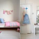 La habitación infantil de Dora