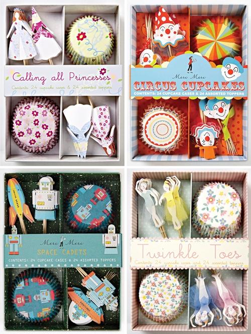 moldes cupcakes Novedades para fiestas infantiles