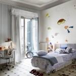Papel pintado y murales para niños de Coordonne