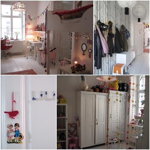 Una habitaci n peque a llena de detalles decopeques for Habitacion de nina pequena