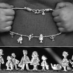 Sorteo: pulseras y collares especiales para el día de la Madre