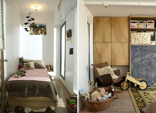 Habitaciones infantiles ideas para llenarlas de personalidad - Dormitorios infantiles con encanto ...