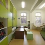 Espacios Cool para niños: Elise Island Project