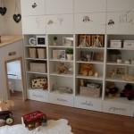 Personaliza los muebles de Ikea con pintura y siluetas
