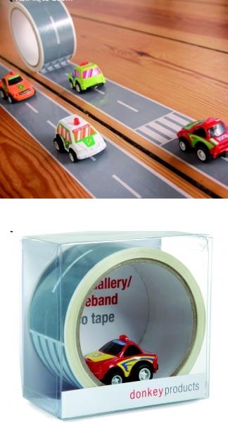 cinta carretera ¿Jugamos a los coches?