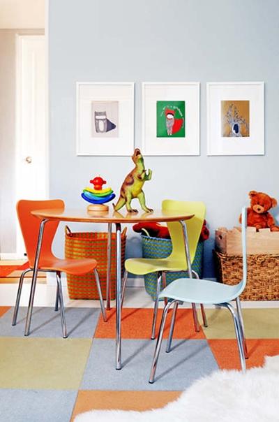 lilt2 Pequeña habitación infantil