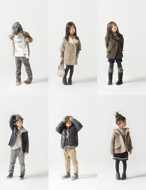 zara 2 Zara Kids, colección otoño invierno