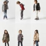 Zara Kids, colección otoño invierno