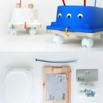 DIY: Como hacer un juguete casero con piezas de Ikea