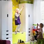 Muebles infantiles Stuva de Ikea