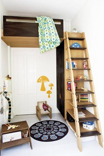 ambiente Habitación infantil a medida