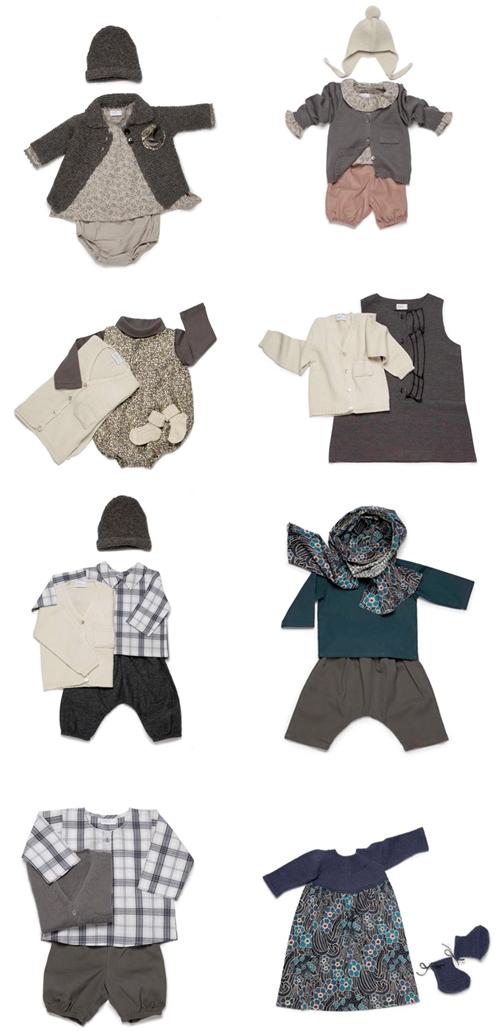 victoria federico2 Violeta e Federico, ropa con encanto para bebés y niños