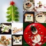 Recetas divertidas de Navidad