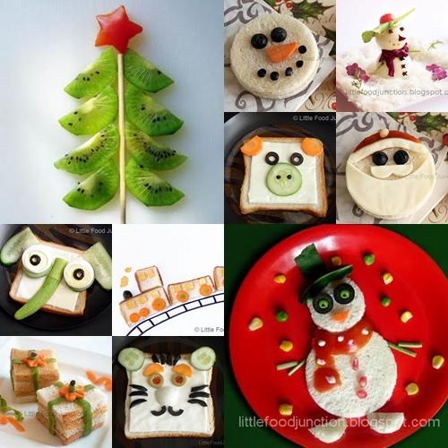 Diciembre 2010 el blog de nuestra clase - Ideas para comida de navidad ...