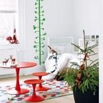Habitaciones infantiles en Navidad