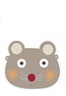 careta ratón