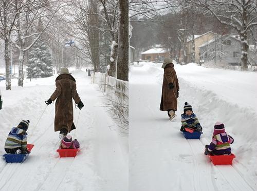 Mamás del Mundo: Estilo de vida finlandés