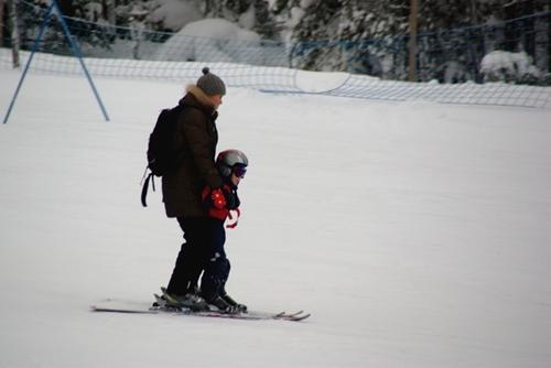 nieve3 Mamás del Mundo: Estilo de vida finlandés